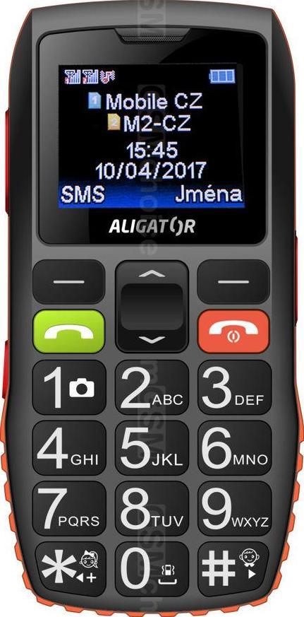 Aligator A440 Senior