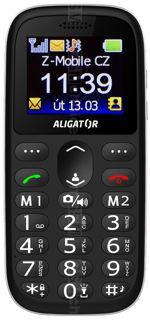 Galeria zdjęć telefonu Aligator A510 Senior