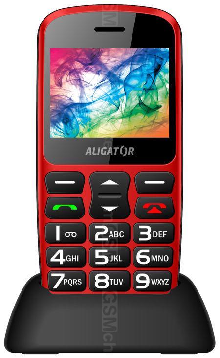 Aligator A690 Senior