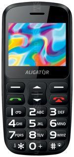 Galeria zdjęć telefonu Aligator A690 Senior