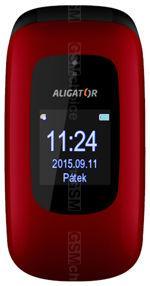 Galeria zdjęć telefonu Aligator V600 Senior