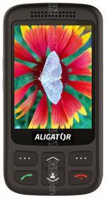 Galeria zdjęć telefonu Aligator VS900 Senior