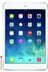 Apple iPad mini 2 Wi-Fi 128GB kliknij aby zobaczyć powiększenie