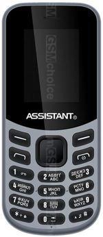 Galeria zdjęć telefonu Assistant AS-101