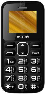 Galeria zdjęć telefonu Astro A185