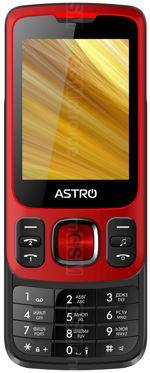 Galeria zdjęć telefonu Astro A225