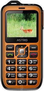Galeria zdjęć telefonu Astro B200 RX