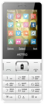 Galeria zdjęć telefonu Astro B254