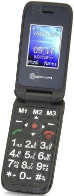 Galeria zdjęć telefonu Audioline PowerTel M6900