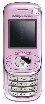 Galeria zdjęć telefonu BenQ-Siemens AL26 Hello Kitty