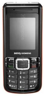 Galeria zdjęć telefonu BenQ-Siemens E61