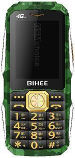 Galeria zdjęć telefonu Bihee A26 Power