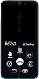 Galeria zdjęć telefonu Black Fox B7R Fox