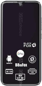 Galeria zdjęć telefonu Black Fox B8M Fox