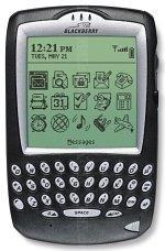 Galeria zdjęć telefonu BlackBerry 6710
