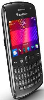 Galeria zdjęć telefonu BlackBerry 9370 Curve