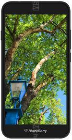 Galeria zdjęć telefonu BlackBerry Aurora