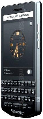 Galeria zdjęć telefonu BlackBerry Porsche Design P9983