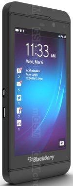 Galeria zdjęć telefonu BlackBerry Z10