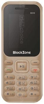 Galeria zdjęć telefonu BlackZone B310 Gold
