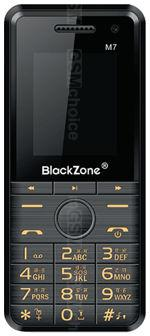 Galeria zdjęć telefonu BlackZone M7
