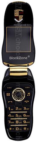 Galeria zdjęć telefonu BlackZone Porsche 911