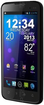 Galeria zdjęć telefonu BLU Quattro 4.5