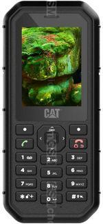 Galeria zdjęć telefonu CAT B26