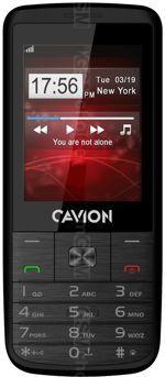 Galeria zdjęć telefonu Cavion Base 2.4