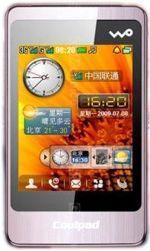 Galeria zdjęć telefonu Coolpad W700