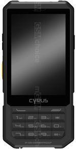 Galeria zdjęć telefonu Cyrus CM17 Hybrid