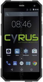 Galeria zdjęć telefonu Cyrus CS24 Work