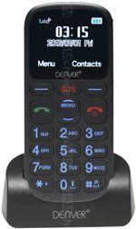 Galeria zdjęć telefonu Denver GSP-120