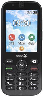 Galeria zdjęć telefonu Doro 7010