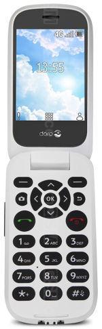 Galeria zdjęć telefonu Doro 7070