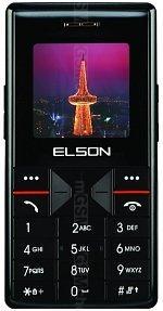 Galeria zdjęć telefonu Elson EL370