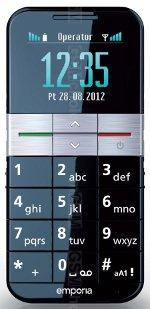 Galeria zdjęć telefonu Emporia ElegancePlus GPS