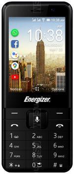 Galeria zdjęć telefonu Energizer E280s