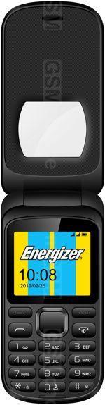 Galeria zdjęć telefonu Energizer Energy E220S
