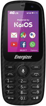 Galeria zdjęć telefonu Energizer Energy E241S