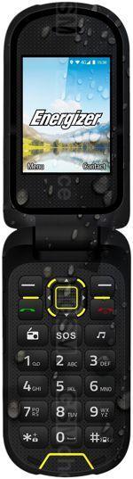 Galeria zdjęć telefonu Energizer Hardcase H242S