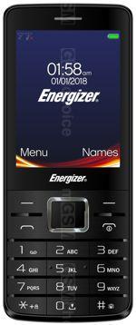 Galeria zdjęć telefonu Energizer Power Max P20