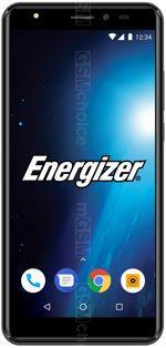 Galeria zdjęć telefonu Energizer Power Max P551S