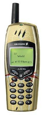 Galeria zdjęć telefonu Ericsson A2618s