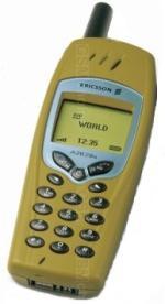 Galeria zdjęć telefonu Ericsson A2628