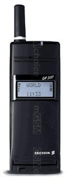 Galeria zdjęć telefonu Ericsson GF337