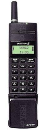 Galeria zdjęć telefonu Ericsson GF388