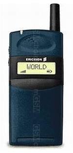 Galeria zdjęć telefonu Ericsson GF788e