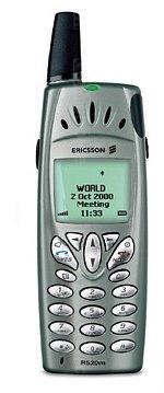 Galeria zdjęć telefonu Ericsson R520m