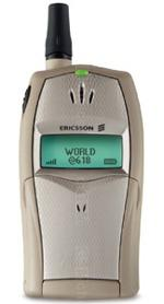 Galeria zdjęć telefonu Ericsson T20e